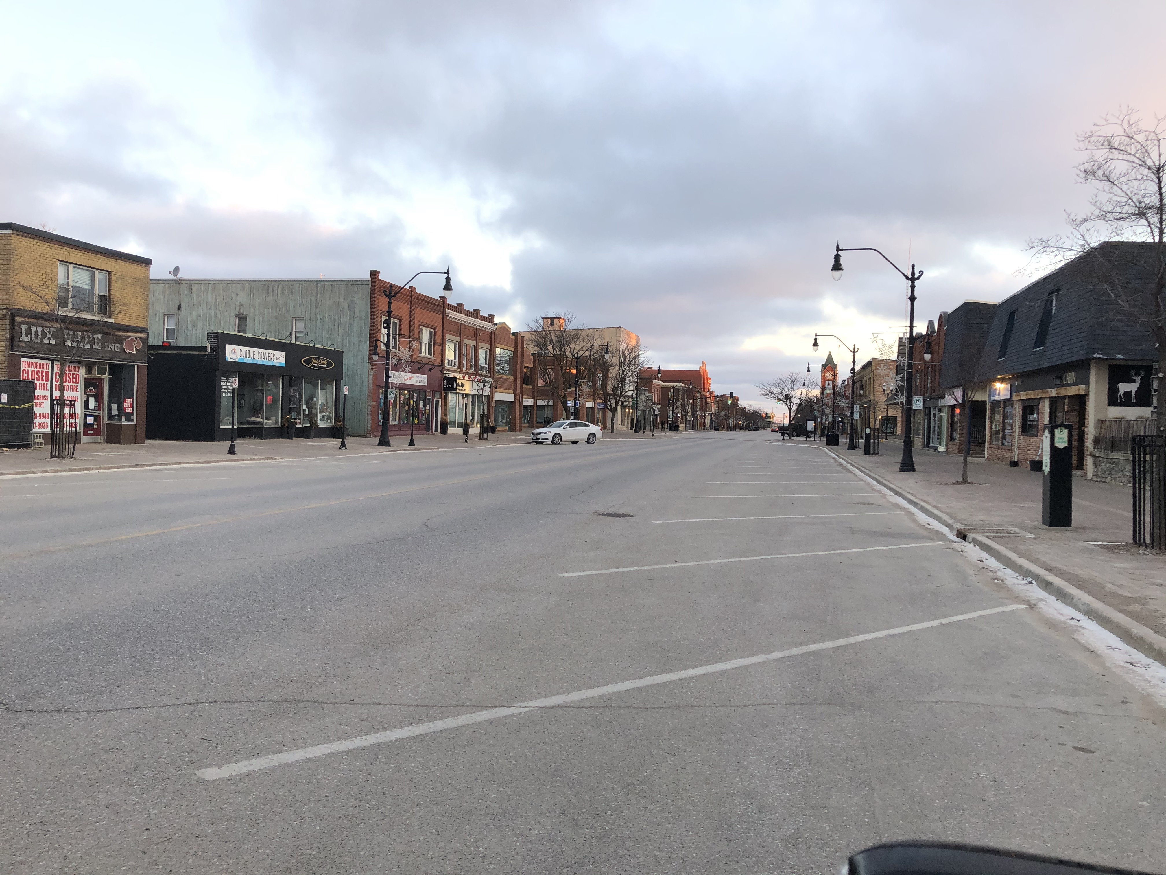 Empty Town